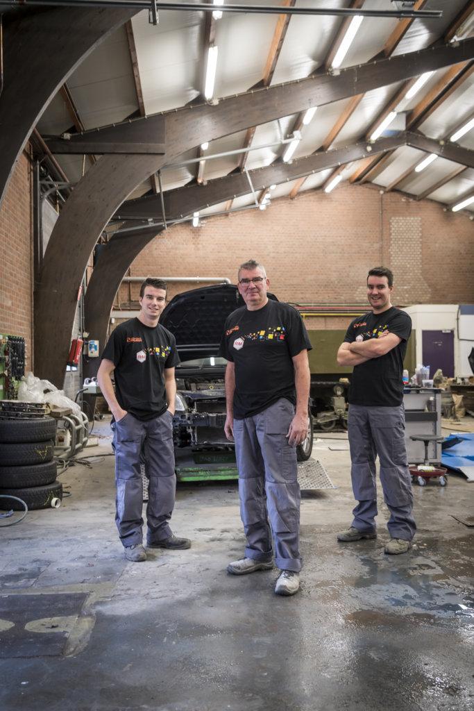 Team Autoschadebedrijf de Lange