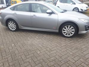 Mazda 6 hersteld