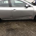 Mazda 6 beschadigd