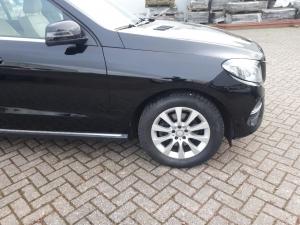 Mercedes Benz GLE hersteld